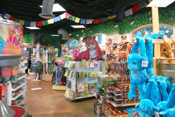 Zoo gift shop virginia zoo in norfolk for Fish store virginia beach