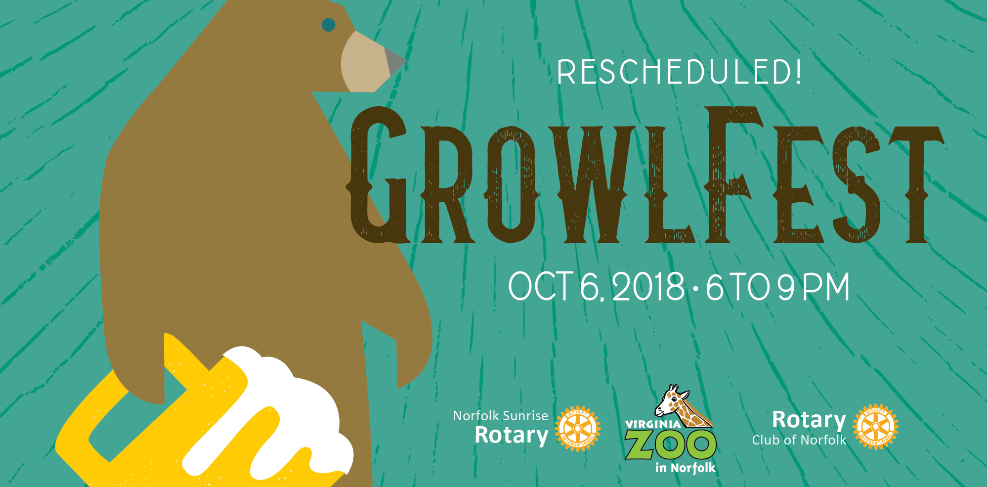 VAZOO_Growl Fest 2018_rescheduled_home