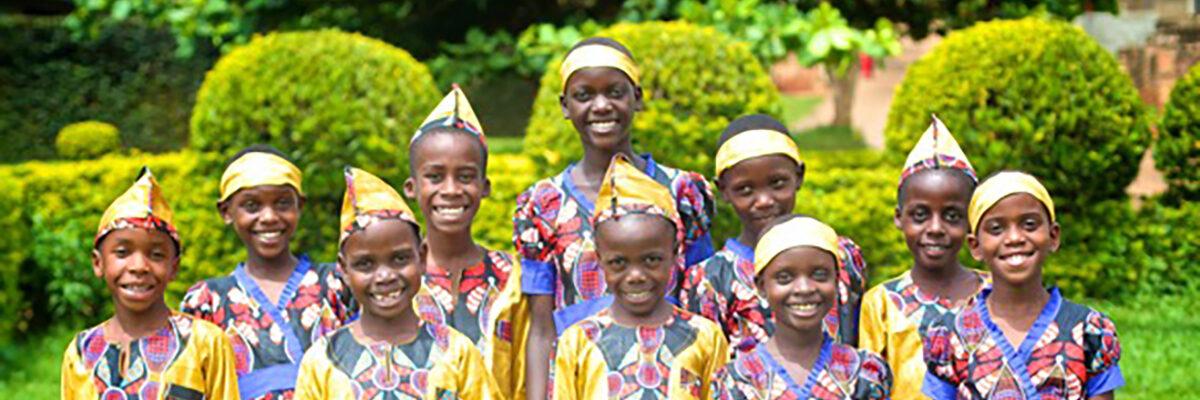 Uganda Choir Banner Image