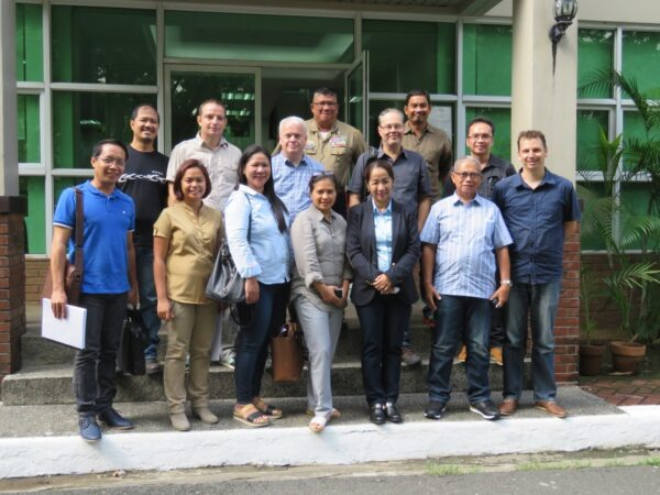 Sulu Hornbill Recovery Group Meeting
