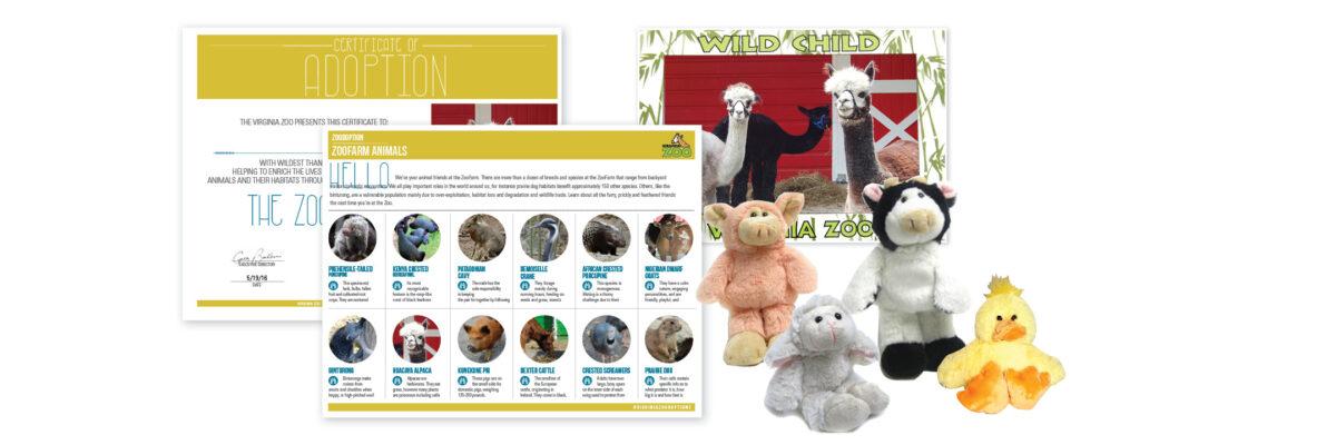 VAZOO_ZooFarm Zoodoption_website page