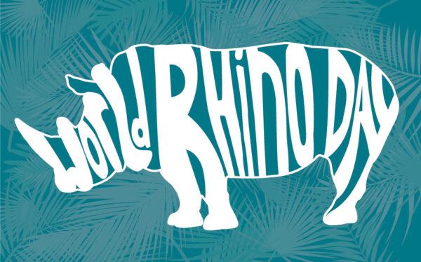 VAZOO_World Rhino Day button