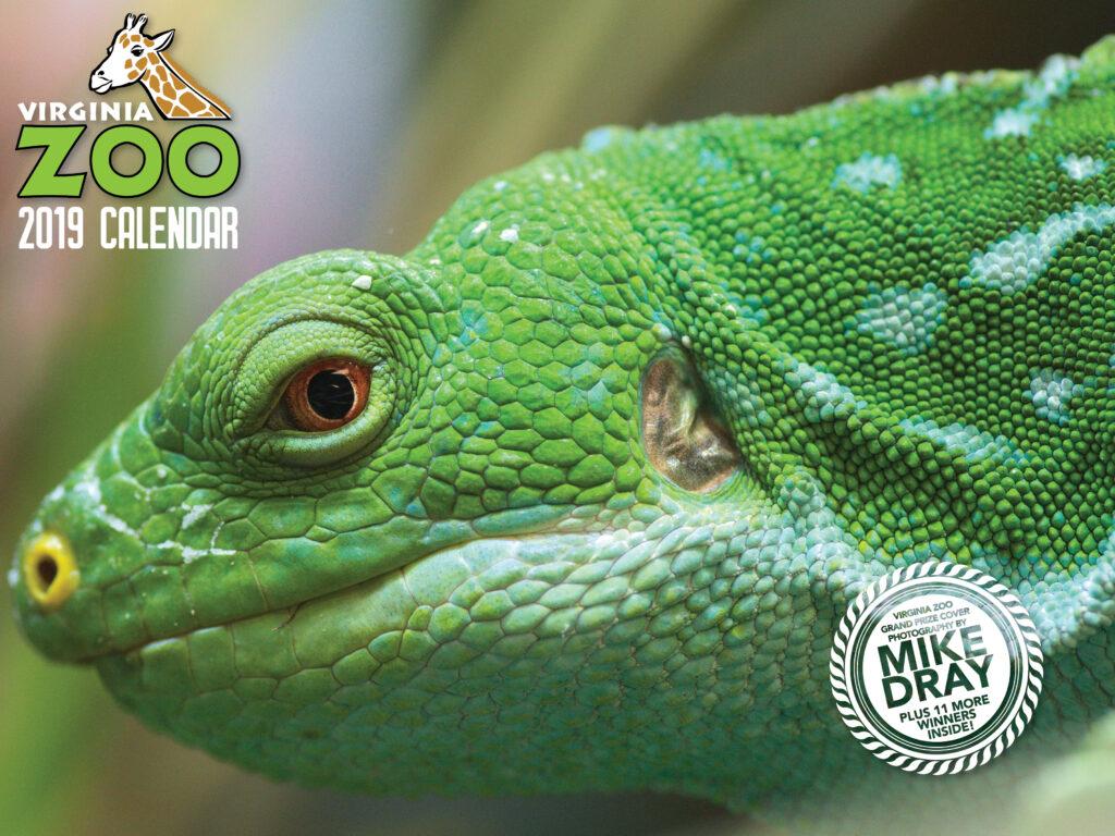 2020 Calendar Photo Contest - Virginia Zoo in Norfolk
